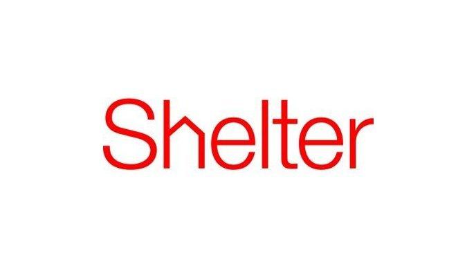 Shelter charity logo
